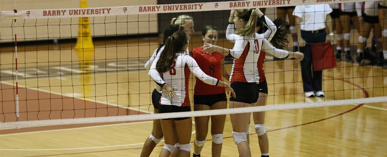 Volleyball Opens Season Sept. 5 in West Palm Beach