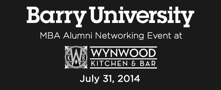 MBA Alumni Networking in Wynwood