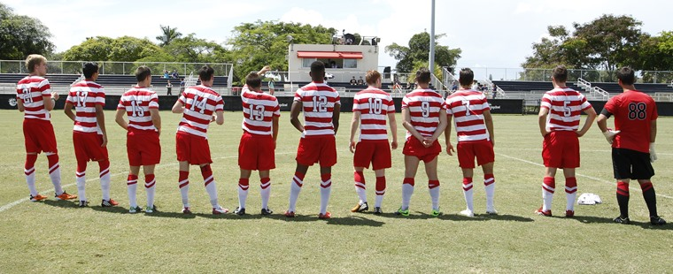 Men's Soccer's Road Warriors Set For Challenge In 2014