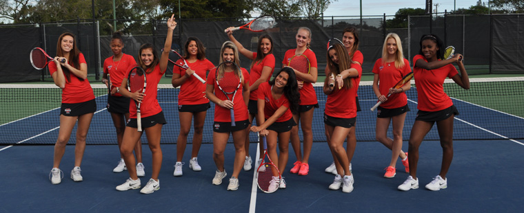 Barry Women's Tennis Earns ITA All-Academic Team