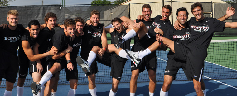 Men's Tennis Named ITA All-Academic Team