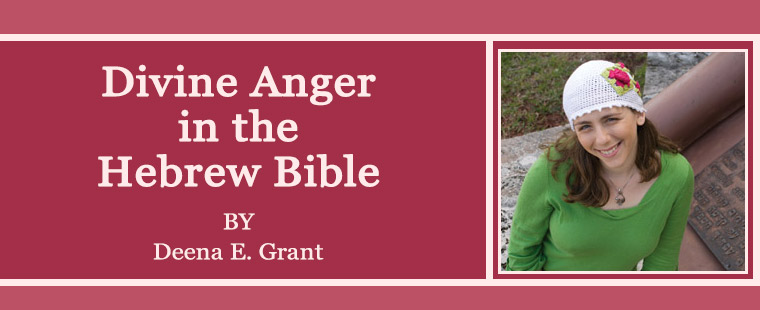 Professor publishes new book exploring God's anger in the Hebrew Bible