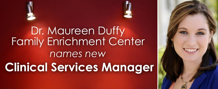 Tanya Johnson named new Clinical Services Manager of the Dr. Maureen Duffy Family Enrichment Center