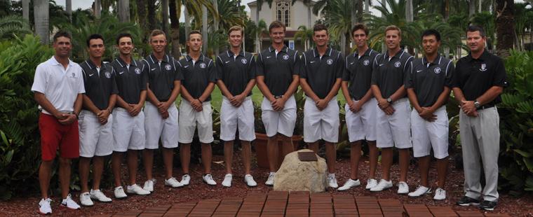 Men's Golf Earns GCAA All-Academic Honor
