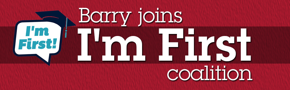 Barry University joins I'm First community for first-generation college students