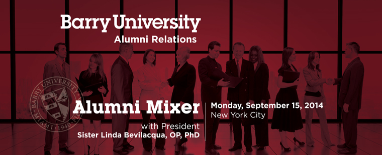 Alumni Mixer in New York City