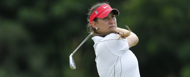 Women's Golf's Ferre Selected for World Amateur Team Championships