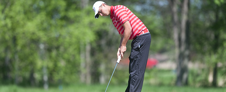 Men's Golf's Svensson Invited to World Amateur Team Championships