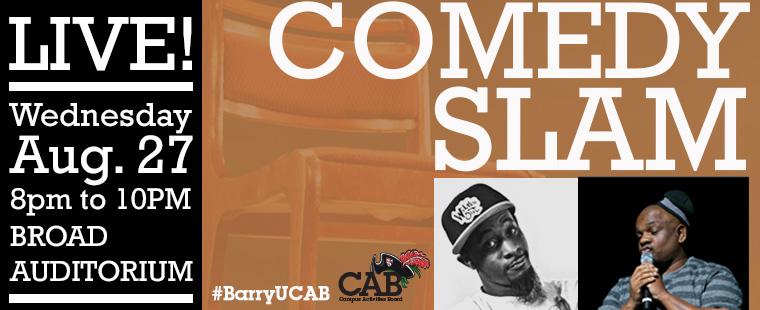 Comedy Slam