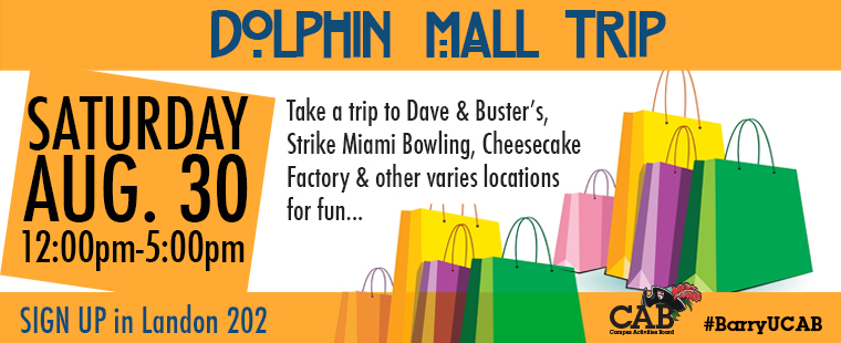 Dolphin Mall Trip