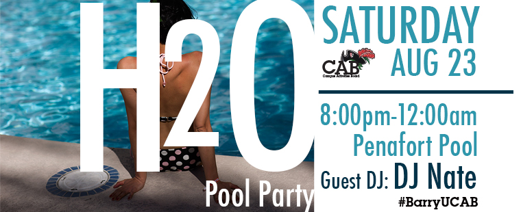 H2O Pool Party