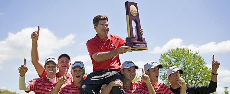 Men's Golf Ranked No. 1 in Preseason Poll
