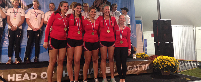 Head of the Class: Rowing's 4 Wins Charles