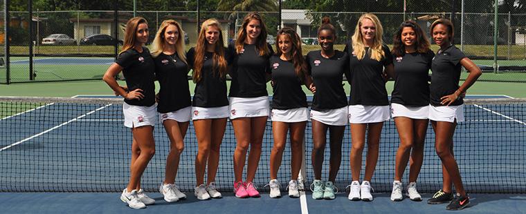 Women's Tennis Opens Season No. 1 in Nation