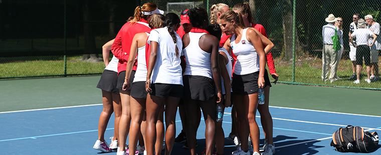 Women's Tennis Releases 2015 Schedule