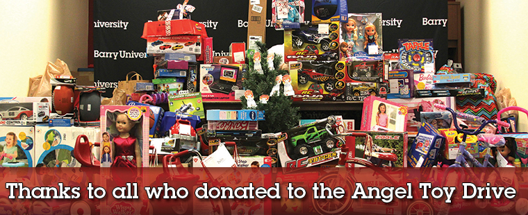 Thanks to all who contributed to the 2014 Angel Tree Toy Drive