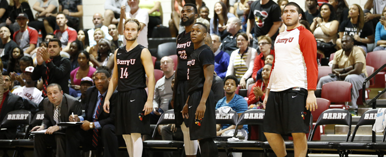 Barry University News - No. 3/4 Men's Hoops Hits Road to ...