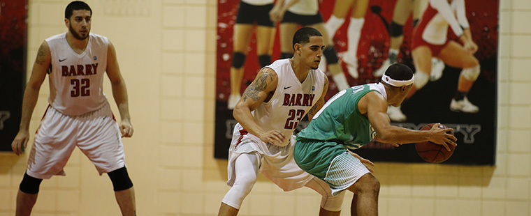 No. 3/4 Men's Basketball Visits Saint Leo Saturday