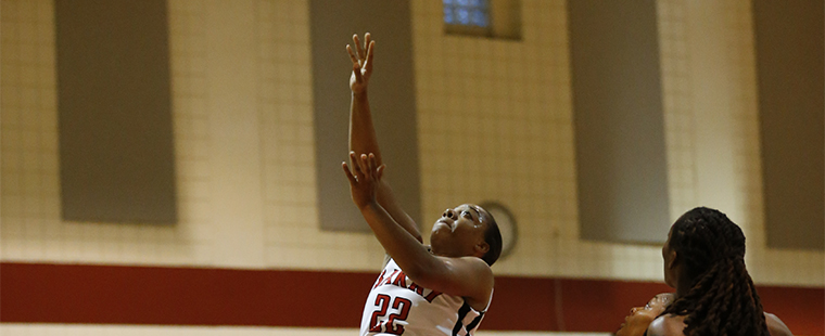 Women's Basketball Drops One In Lions' Den