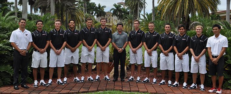 Men's Golf Opens Season Monday at Titan Invitational
