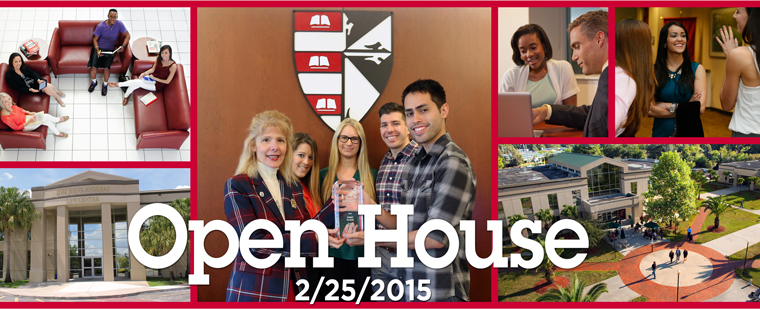 Prospective Students: Join us on campus Feb. 25