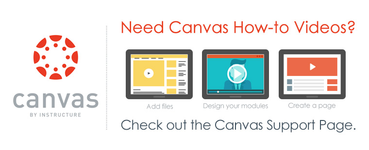Need Canvas How-to Videos?
