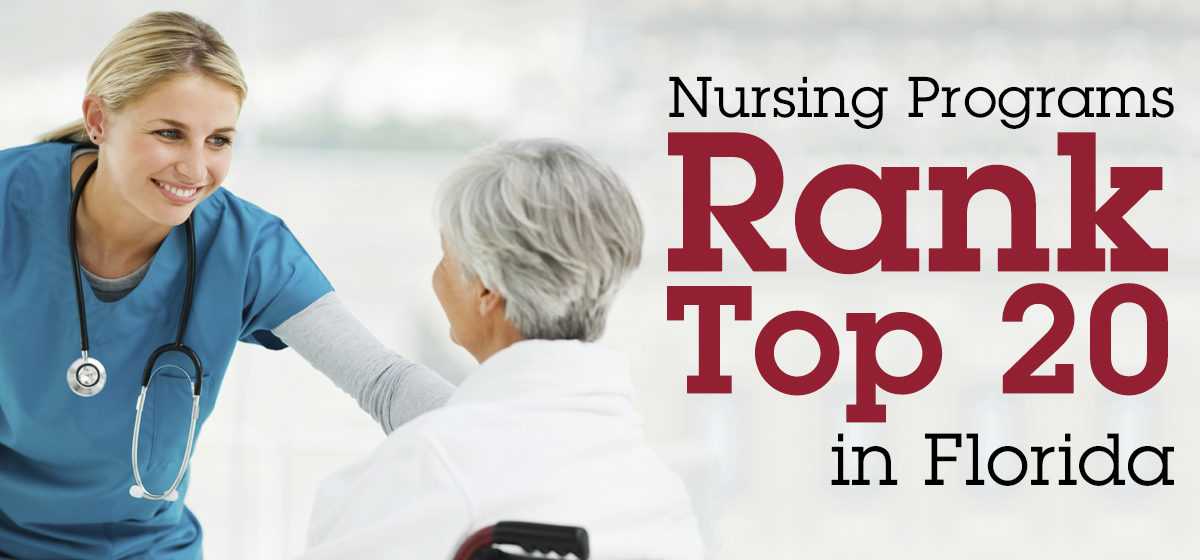 Barry's College of Nursing and Health Sciences receives top 20 ranking