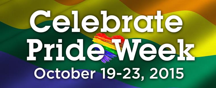 Celebrate Pride Week