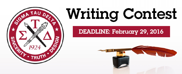 English & Foreign Language: Writing Contest
