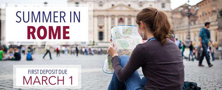 Rome Study Abroad - Summer 2016