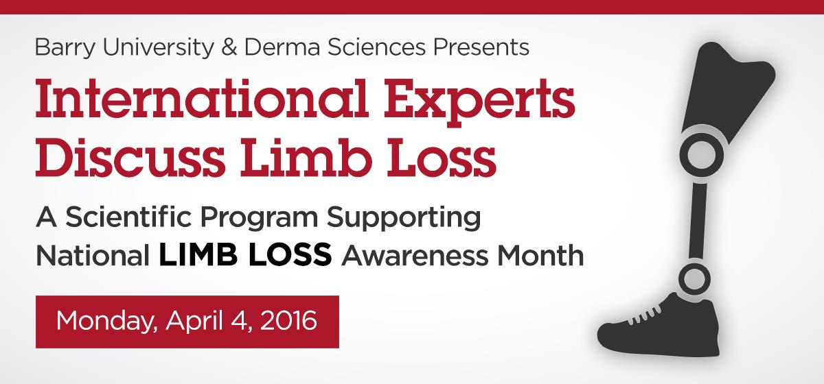 International Experts Discuss Limb Loss
