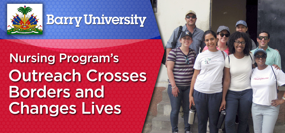 College of Nursing's outreach crosses borders and changes lives