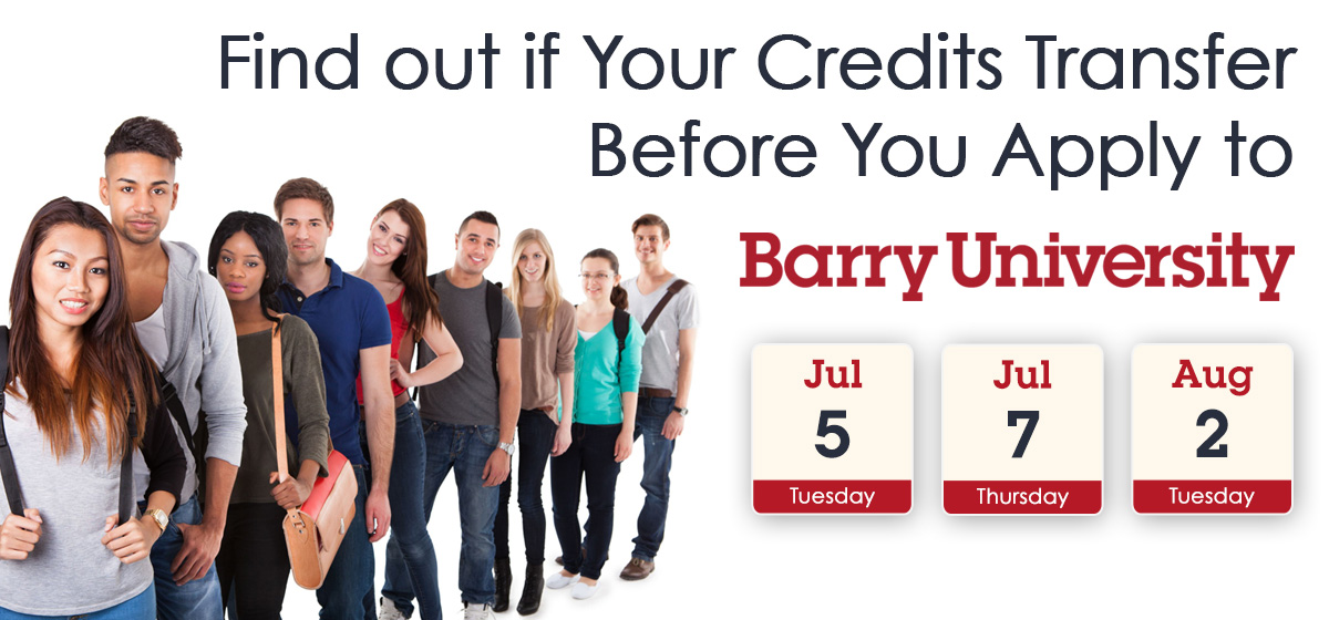 Transfer Credit Review Day