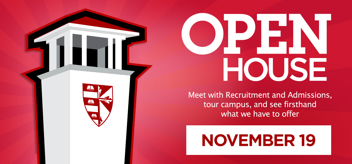 Recruitment and Admissions Open House