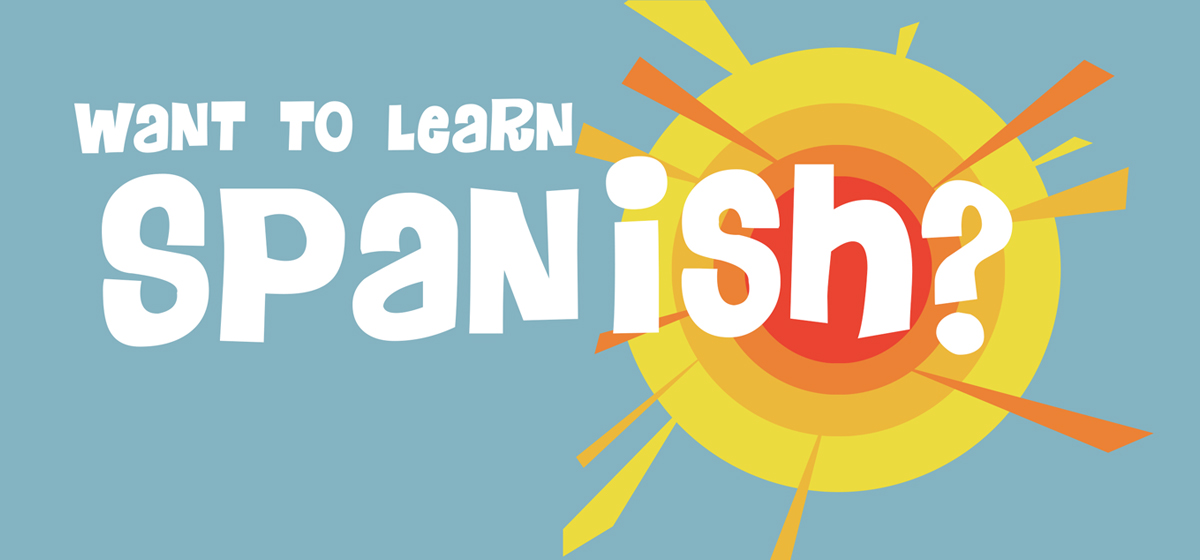Free Spanish classes being offered by the Department of English and Foreign Languages