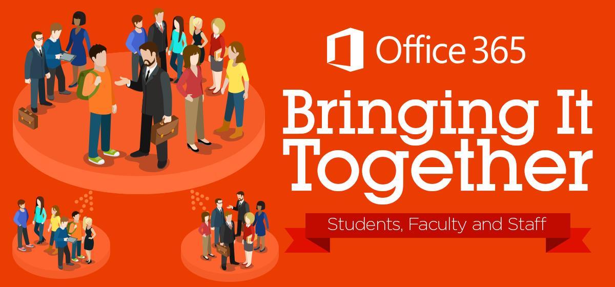 Office 365 Bringing It Together