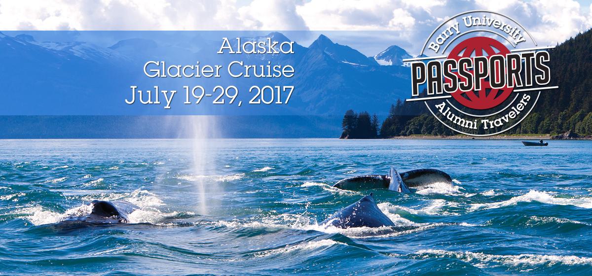 Alaskan Glacier Cruise with Barry University Alumni & Friends