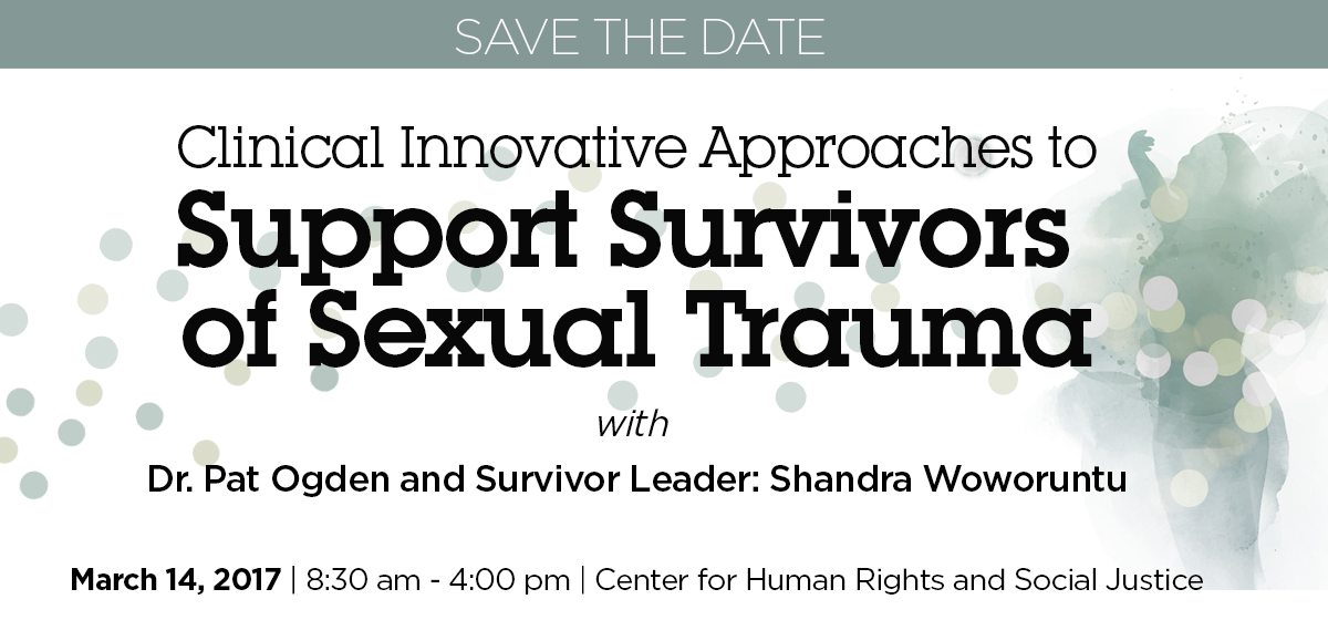 Clinical Innovative Approaches to Support Survivors of Sexual Trauma