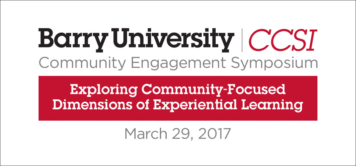Community Engagement Symposium: Call for Proposals