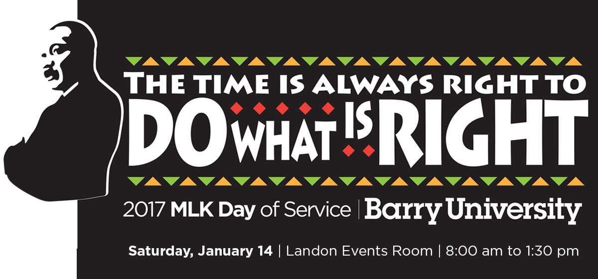Registration for MLK Day of Service 2017 is now open!