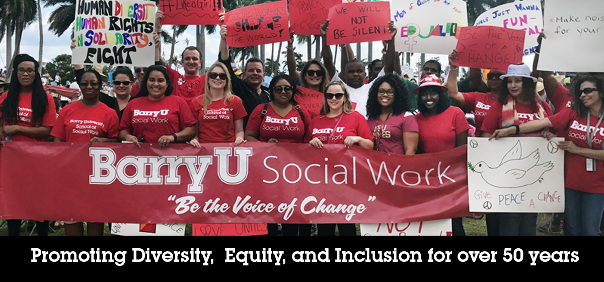Promoting Diversity, Equity and Inclusion for over 50 years