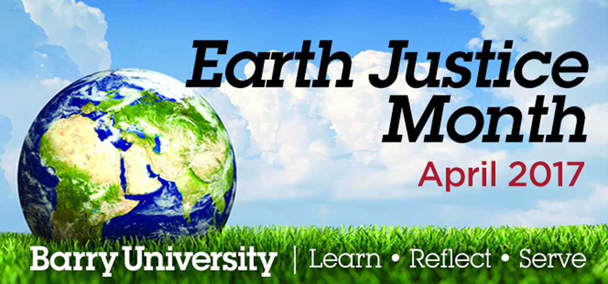 Earth Justice Month