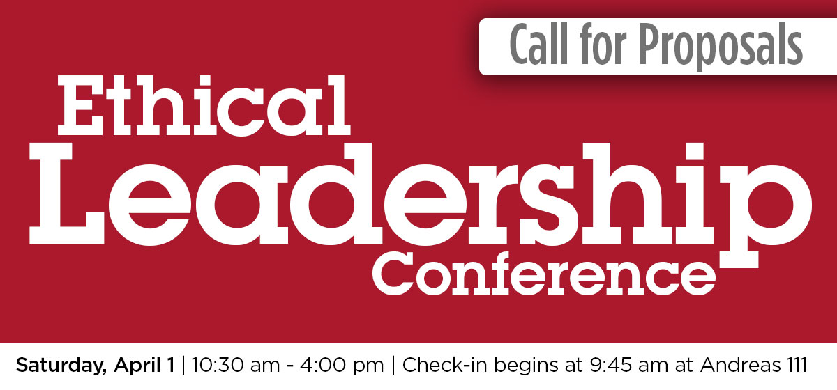 Ethical Leadership Conference: Call for Proposals on Global Leadership