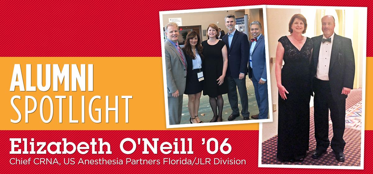 Alumni Spotlight: Elizabeth O'Neill '06