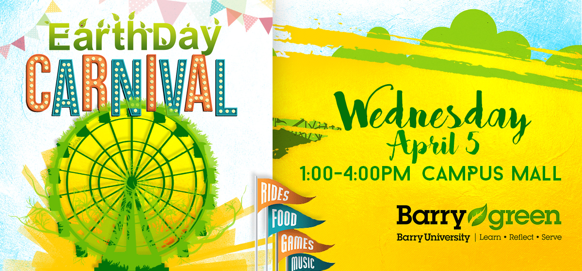 Barry's Earth Day Carnival