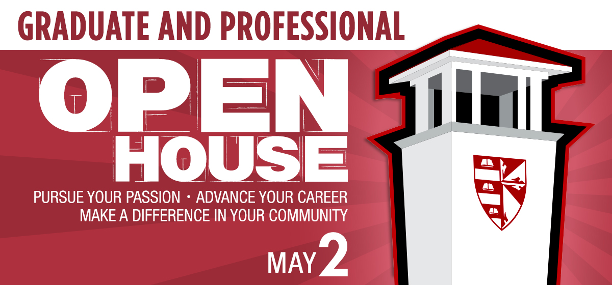 Graduate and Professional Open House