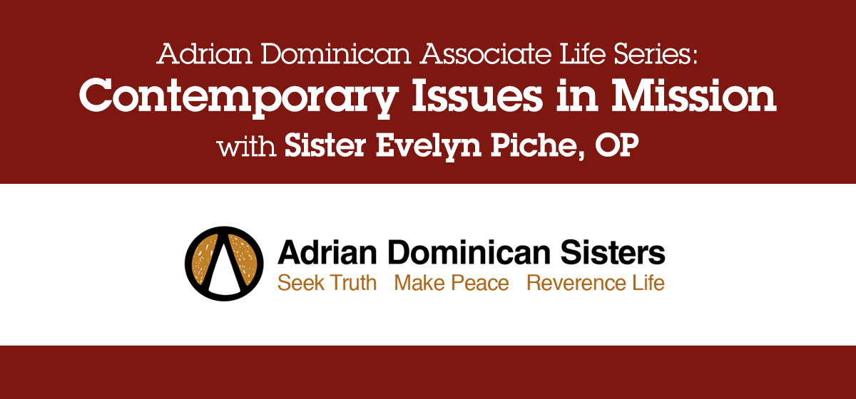 Associate Life Series: Contemporary Issues in Mission