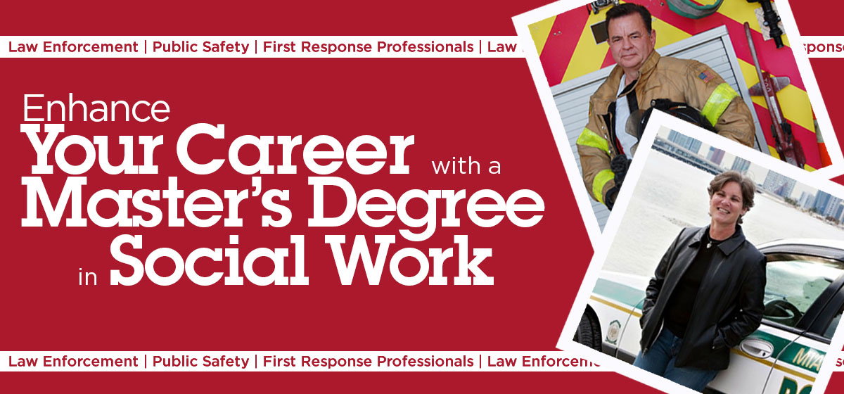 Enhance Your Career with an MSW!