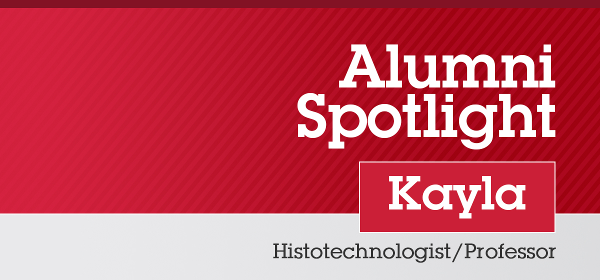 Alumni Spotlight: Kayla
