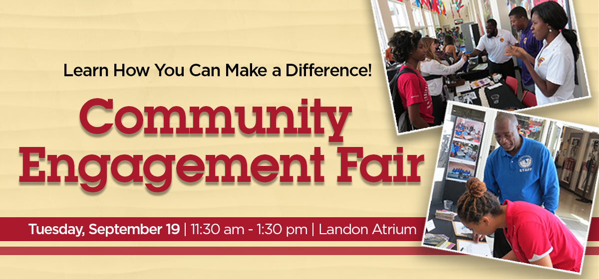 Community Engagement Fair